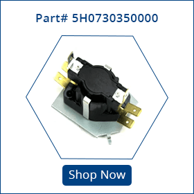 5h0730350000 Part for modine fan relay