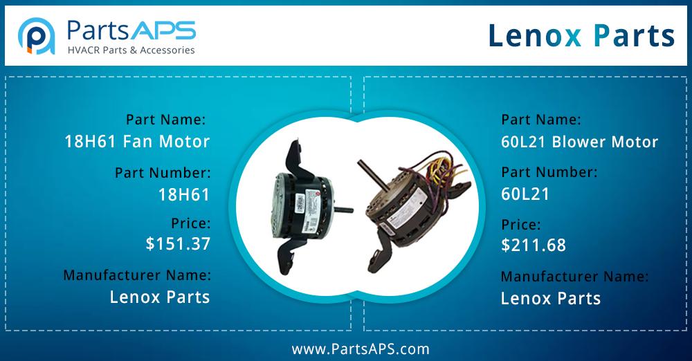 Lennox 60L21 Blower Motor | Lennox Furnace Parts- PartsAPS