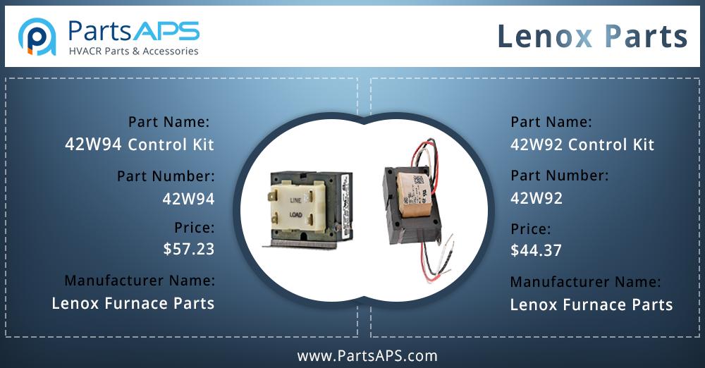 Lennox 42W94-42W92-Transformer Control Board Kit