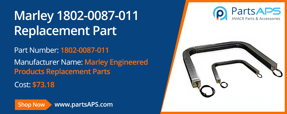 Marley Heater Parts | HVAC Parts and Accessories | Air Conditioner ...