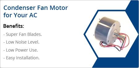 fan motor for your ac