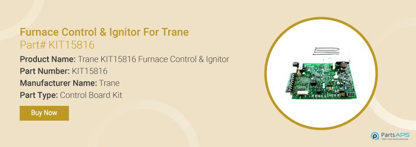 trane KIT15816 furnace control ignitor