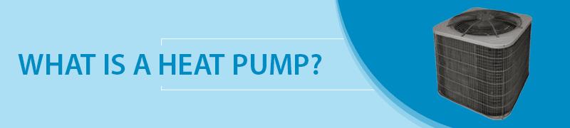 what is heat pump