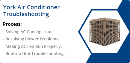 york air conditioner troubleshooting guide