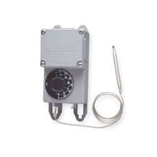 Picture of 0/120F SPDT Nema4xRemoteBulbSS For Peco Controls Part# TRF115-005
