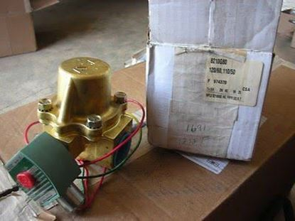 """Picture of 1 1/4"""" N/C 10/300#AirWtrOil For ASCO Part# 8210G80"""
