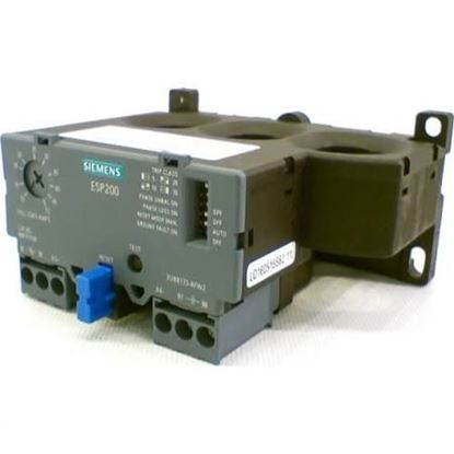 Picture of 13-52AMP 3PH MAN/AUTO OVERLOAD For Siemens Industrial Controls Part# 3UB81334FW2