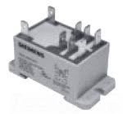 Picture of 120v DPDT 30a PanelMtRelay For Siemens Industrial Controls Part# 3TX7131-4DF13