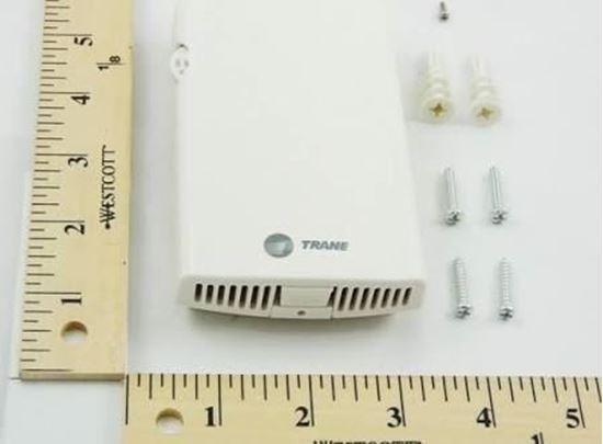 Zone Sensor W 3spd Fan Switch For Trane Part Sen1517
