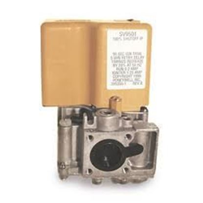 "Picture of 24v 4"" wc LP 1/2"" Gas Valve For Bradford White Part# 222-40762-02"