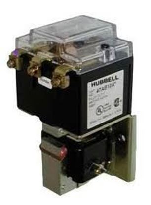 Picture of 120V ALT. RELAY FOR COMP/PUMP For Hubbell Industrial Controls Part# 47AB10AF