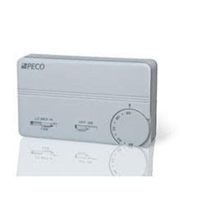 Picture of ElecTstat AutoC/O 3spdFanOnOff For Peco Controls Part# TB155-048