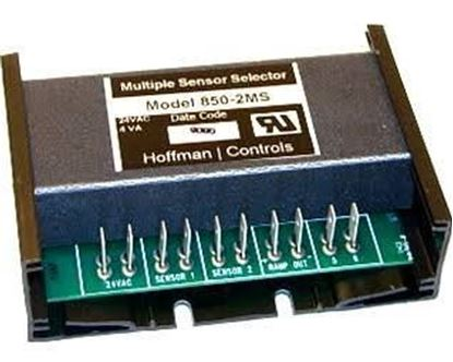 Picture of 2Stg Multiple Sensor Selector For Hoffman Controls Part# 850-2MS