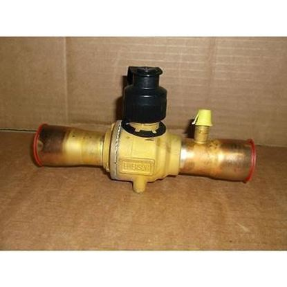 "Picture of 1 1/8""odf BallVlv w/AccessVlv For Emerson Flow Control (Alco) Part# 806759"