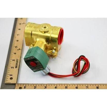 "Picture of 1 1/4""N/C SLOW CLOSE 5/150 24V For ASCO Part# 8221G9-24V"