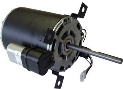 Picture of 1/3HP 115V 1550RPM 3Spd Motor For PennBarry Part# 63750-0