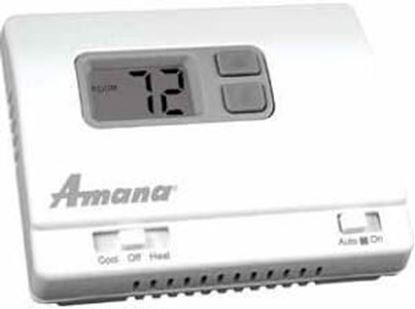 Picture of 1 H/C Non-Prog Heat Pump Tstat For Amana-Goodman Part# 2246002