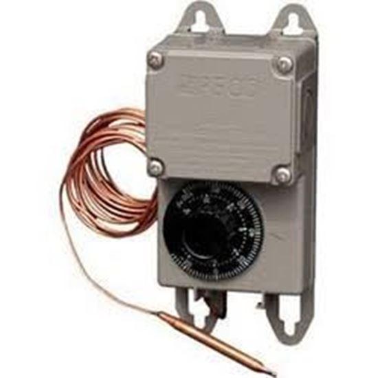 Picture of -30/100F SPDT Nema4x 8'Remote For Peco Controls Part# TRF115-007