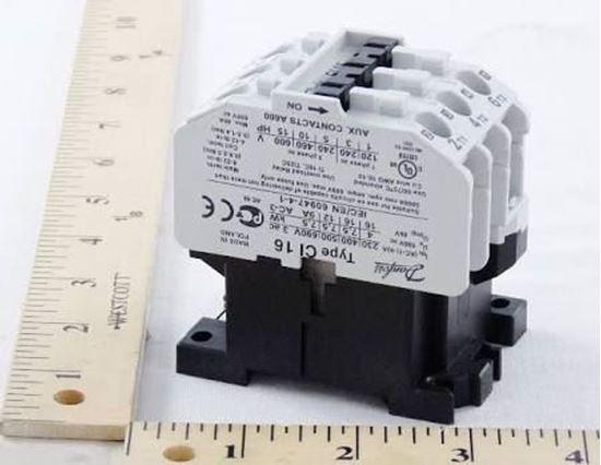 Ci16 110 120v Contactor 40a 3p For Danfoss Part