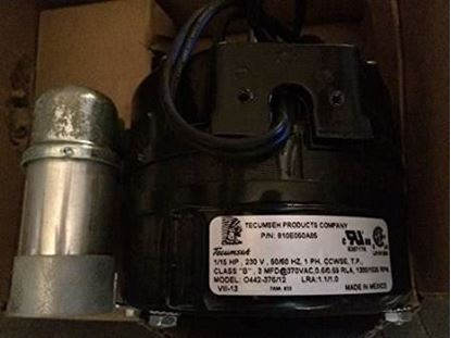 Picture of 1/15HP 230V 1500RPM Motor For Tecumseh Part# TFM502
