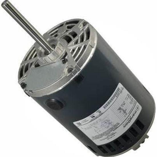 1 2hp 230v Ccw 1ph Fan Motor For York Part S1 024 17420