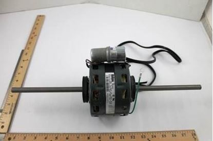 Picture of 1/7hp 115V Dbl Shaft PSC Motor For Daikin-McQuay Part# 106163001
