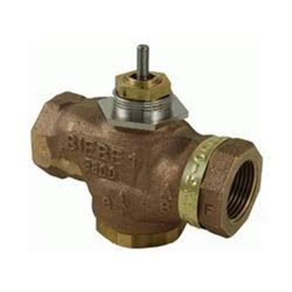 "Picture of 1 1/2"" DIVERTING VALVE 28cv For Schneider Electric (Barber Colman) Part# VB-7323-0-4-10"