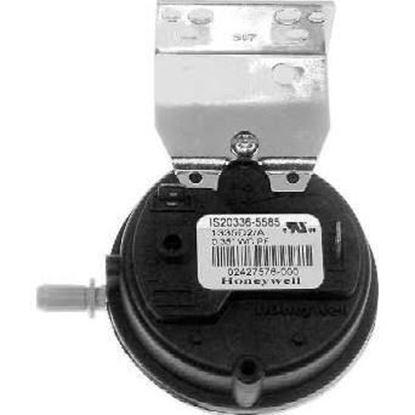 "Picture of .35""wc SPST Pressure Switch  For International Comfort Products Part# 1170929"