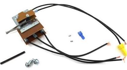 Picture of AUX SWITCH 1-N/O 1-N/C For Maxon Part# 57252