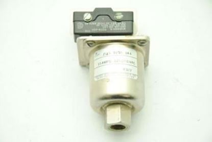Picture of 0/20# SPDT Unenclosed # Switch For United Electric Part# J54S-144