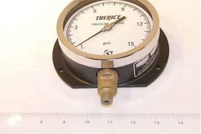 "Picture of 0/15# 4.5"" GAGE 1/4""BTM For Trerice Part# 500XB45SML250P080"