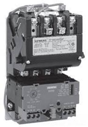 Picture of 120/240V .75/3.4A Sz00 Starter For Siemens Industrial Controls Part# 14BUB32BA