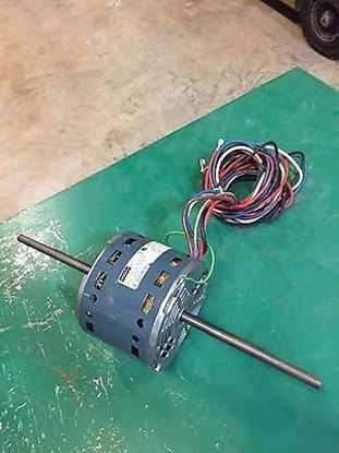Picture of 1/2HP 208/230V 1075RPM MOTOR For Marvair Part# 40099
