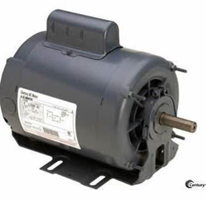 Picture of 1-.28hp 1725/1140rpm 115v1ph For Century Motors Part# C471