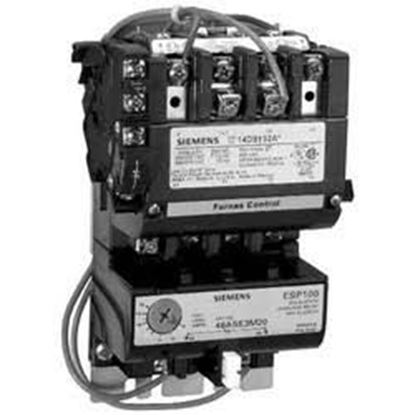 Picture of 16A 120V 8Pin DPDT Octal relay For Siemens Industrial Controls Part# 3TX7112-1DF13C