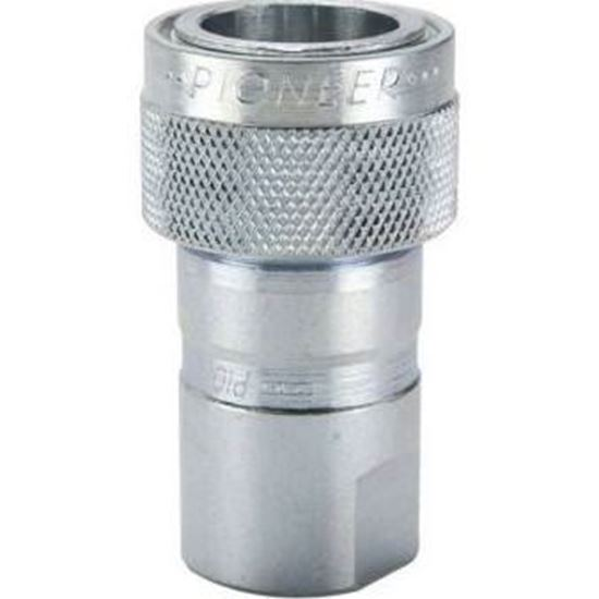 Picture of 1 Row 2 Shield Bearing For Couplers & Bearing                  Part# 6311ZZ