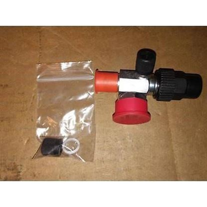 """Picture of 3/8"""" Flare Service Valve For Tecumseh Part# K32-5"""
