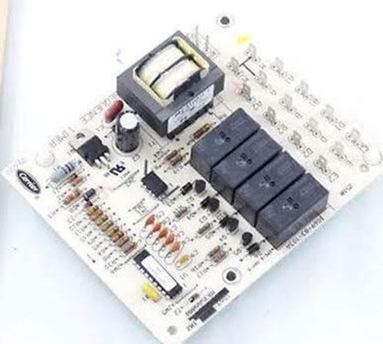 Fan Timer Circuit Board For Carrier Part Hk35aa008 Hvac
