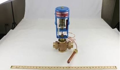 "Picture of 1 1/2"" HTG VLV, 140/200F For Powers Process Controls Part# 595DB150HC08DN07"