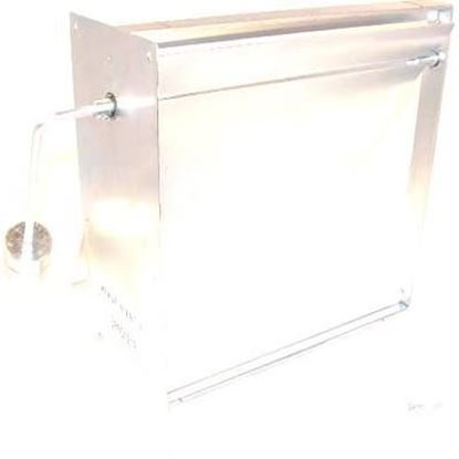 """Picture of 12""""X12""""STATIC # REG.DAMPER For ZoneFirst Part# SPRD-12X12"""