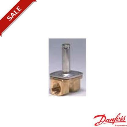 "Picture of 1/2"" 24V N/C SOLENOID VALVE For Danfoss Part# 032U1256"