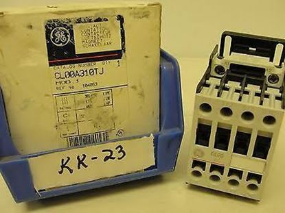 Picture of CONTACTOR 120V  For General Electric Products Part# CL00A310TJ