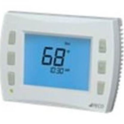 Picture of 3H/2C 24V DIGITAL THERMOSTAT For Peco Controls Part# T8532-001