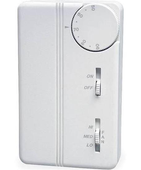 Picture of ElecTstat AutoC/O 3spdFanOnOff For Peco Controls Part# TB155-046