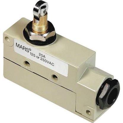 Picture of 145-175MFD 250V Rnd Start Cap. For MARS Part# 11949