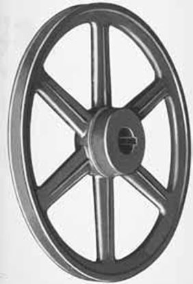 """Picture of 1 1/8""""Bore Pulley For Browning Part# AK49X 1 1/8"""