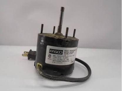Picture of 1/10HP 115V 1050RPM 2SPD MTR For Regal Beloit-Fasco Part# D176