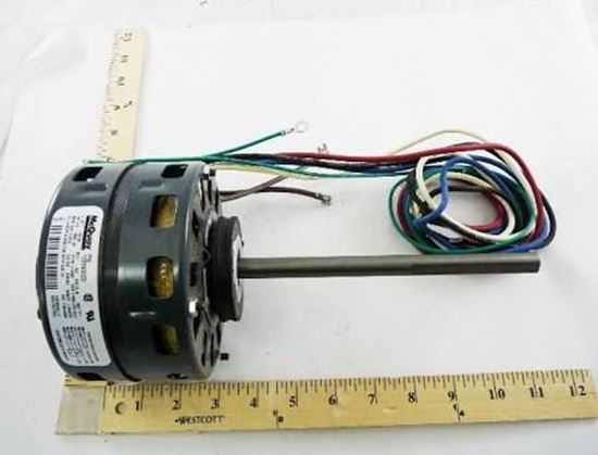 Picture of 1/15HP 277V 1250RPM Motor For Daikin-McQuay Part# 106163003