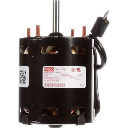Picture of CONDENSER FAN MOTOR For Heatcraft Refrigeration Part# 25307801S