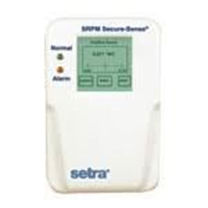 "Picture of .05""WC Room Pressure Monitor For Setra Part# SRPMR05WBV1E"